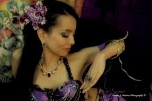 レイラセレスティアルベリーダンス